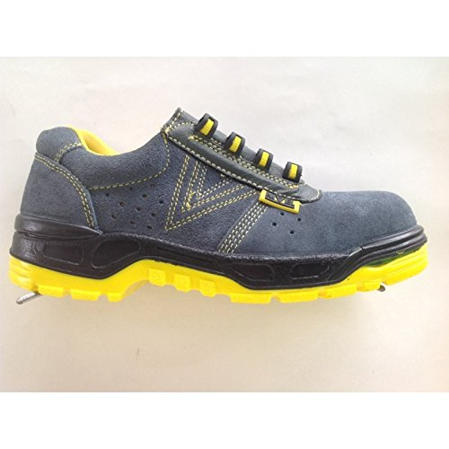 Donner. nv106344  Schuh SEG T45 S1P PU/PL nicht Met Turpine Leder Gr Ebene