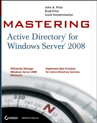 Download Mastering Active Directory for Windows Server 2008 Pdf