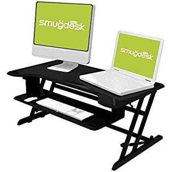 Amazon Com Aeon Sit To Stand Desk Height Adjustable