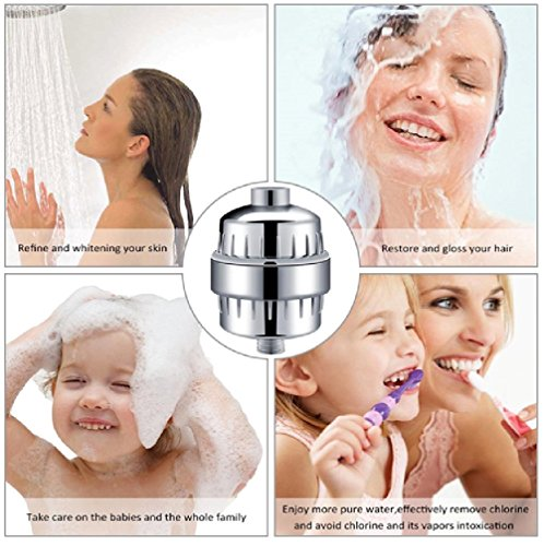 t3 source shower head with filter - 3