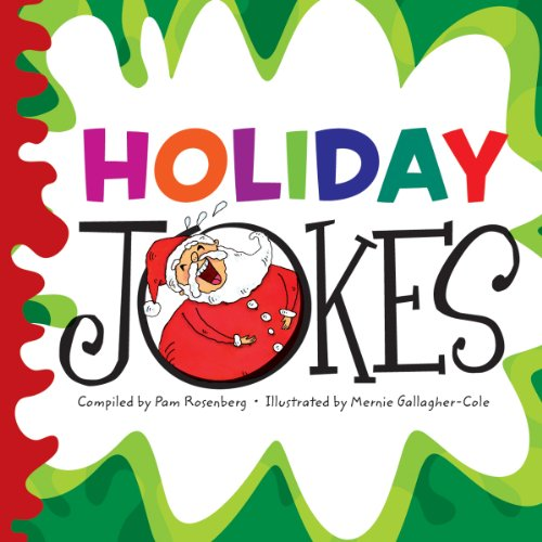 Holiday Jokes (Hah-larious Joke Books)]()