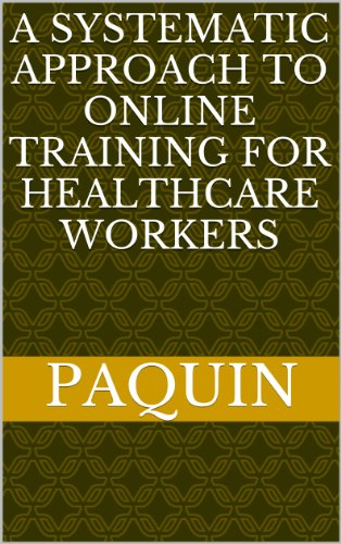 Download A Systematic Approach to Online Training for Healthcare Workers Pdf
