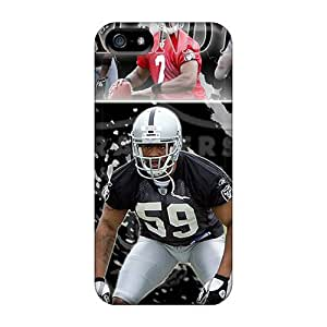 Cute Tpu GAwilliam Oakland Raiders Case Cover For Iphone 5/5s