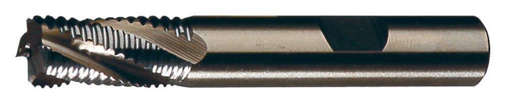 Cleveland C30758 RG7 Multi-Flute Non-Center Cutting Coarse Profile End Mill