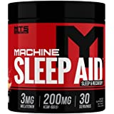 MTS Nutrition Machine Sleep Aid | 30 servings - Fruit Punch