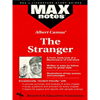The Stranger (MAXNotes Literature Study Guides) (MAXnotes Literature Guides) (English Edition)