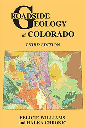 Pdf Travel Roadside Geology of Colorado