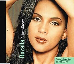 I Love Music CD UK Issue Pressed In Austria Epic 1994