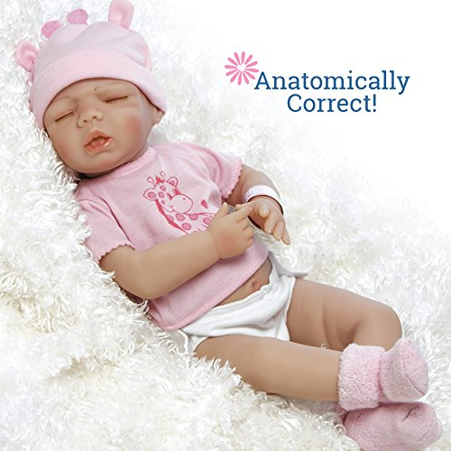 Paradise Galleries Reborn Baby Doll Like Realistic Newborn