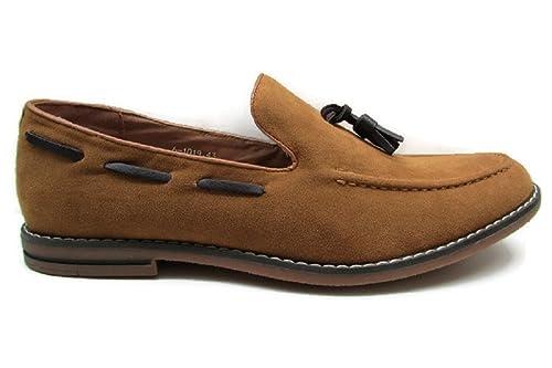 primavera mocassin de Hombre Corte Italiano 61019C: Amazon.es: Zapatos y complementos