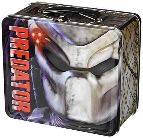 Predator Lunch Box with Thermos. Different image on other side.