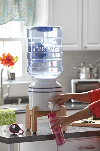 Primo Countertop Porcelain Ceramic Crock Water Dispenser - BPA and LEAD FREE by Primo (Image #3)