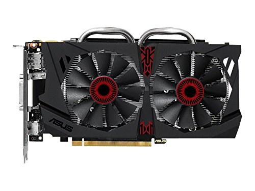 Asus GTX 950 with STRIX branding