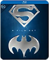 Save on select DC Blu-ray collections