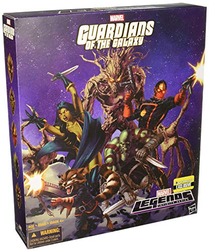 Guardians of the Galaxy Comic Edition Marvel Legends