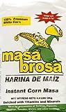 Masabrosa Corn Flour, 4.4000-Pound (Pack of 8)