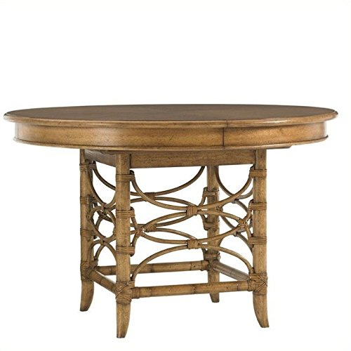 (Tommy Bahama Home Beach House Coconut Grove Dining Table in Golden)