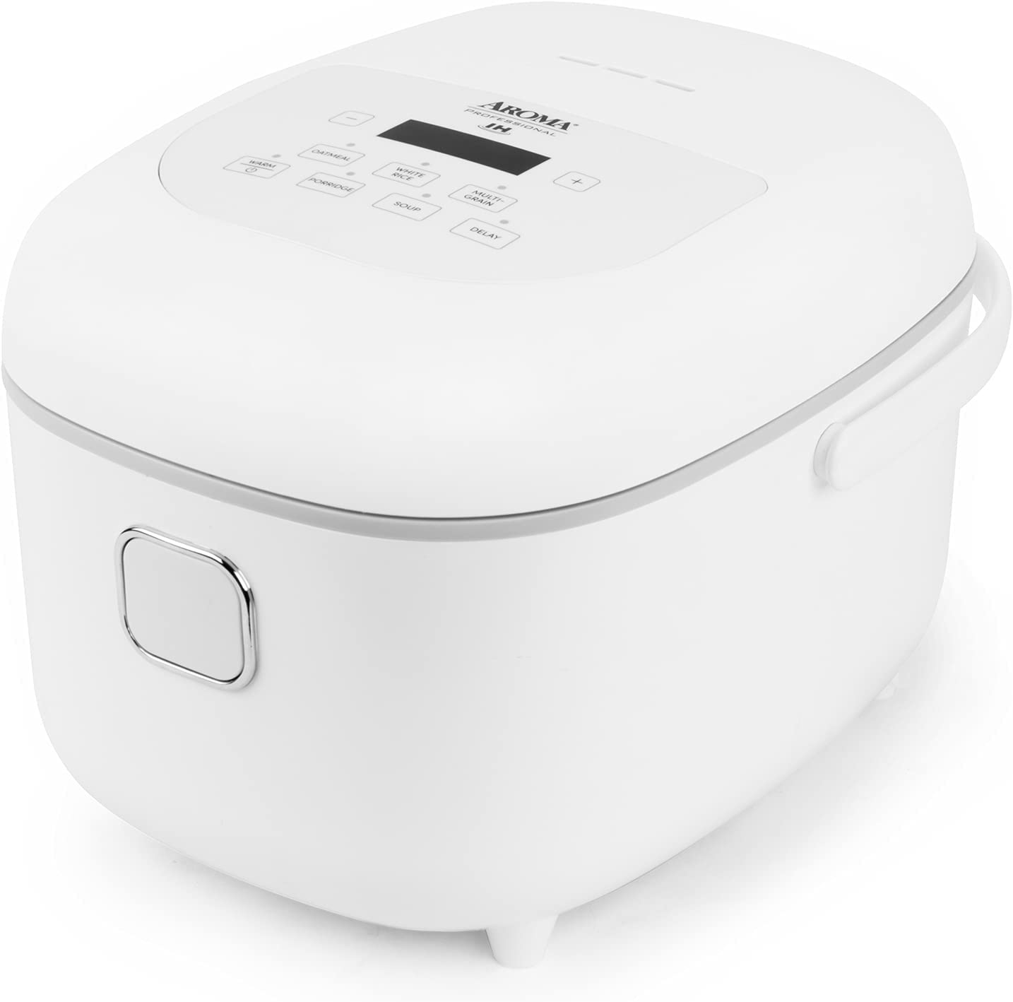 AROMA Professional 8-Cups (Cooked) / 2Qt. 360° Induction Rice Cooker & Multicooker (ARC-7604)