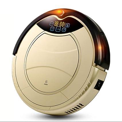 Robot Aspirador,Smart Multifuncional Aspirador,Hogar Cocina Robot,Anti-Colisión System,