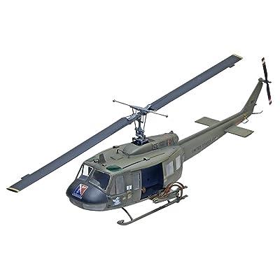 Revell Germany UH-1D Huey Gunship Model Kit: Toys & Games