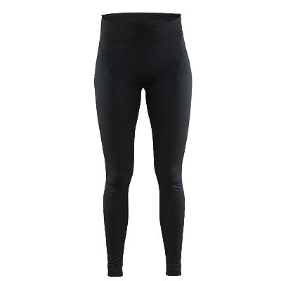 Craft Active Comfort Pants - Women's -Black Solid-X-Small
