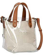 Bolso Pepe Jeans 7057221 Iana, Marrón, Media