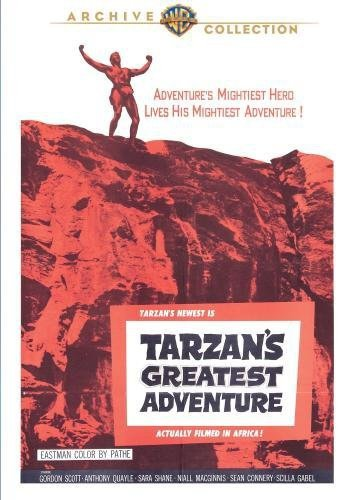 Tarzan's Greatest Adventure -