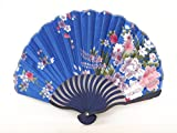 Best Feng Shui Import Fans - Advanced Japaness Style Hand Fan (Purple) Review