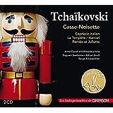 Tchaikovski : Casse-Noisette et autres uvres orchestrales. Dorati, Kondrachine, Svetlanov, Boult, Koussevitzki.