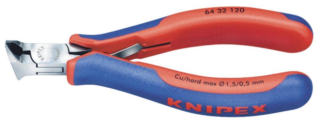Import Grande Bretagne Draper Expert Knipex 27716 120 mm Coupe-fil Pince coupante Bout oblique