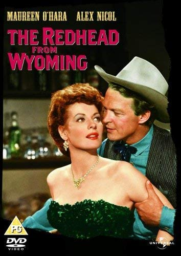 (Redhead From Wyoming (1953) [Import anglais])