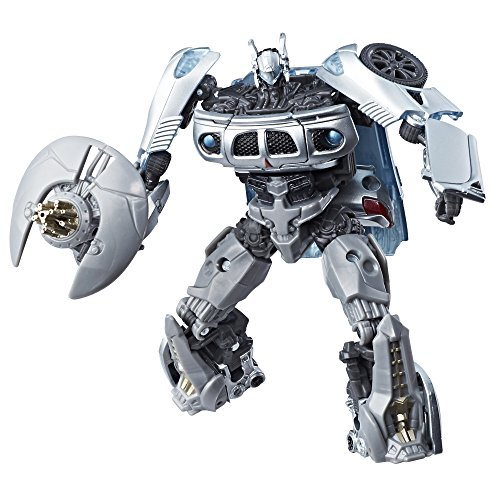 - Transformers Studio Series 10 Deluxe Class Movie 1 Autobot Jazz
