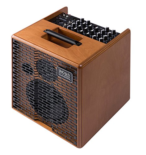 Rivera Acoustic Amps - Acus Sound Engineering 03000601 OneforStrings 6 Acoustic Guitar Amplifier - Wood