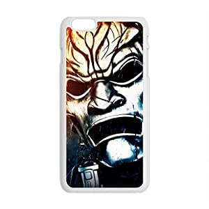 Warm-Dog Game Mask Design Personalized Fashion High Quality Phone Case For Iphone 6 Plaus