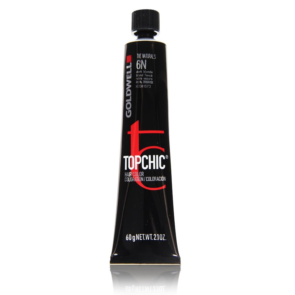 Amazon Goldwell Topchic Hair Color Coloration Tube 5n Light