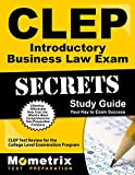 img - for CLEP Introductory Business Law Exam Secrets Study Guide: CLEP Test Review for the College Level Examination Program (Mometrix Secrets Study Guides) book / textbook / text book
