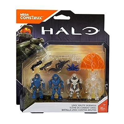 Mega Construx Halo UNSC Brute Skirmish Building Set: Toys & Games