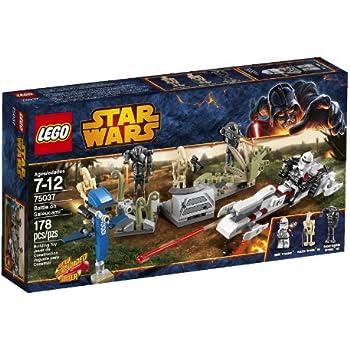 NEUF NEW Republic Fighter Tank 75182 LEGO STAR WARS Notice Instruction