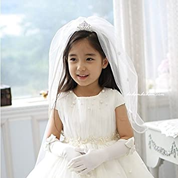 Amazon Com Quantity 1x Korea Style Children Dress Flower Girl
