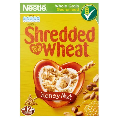 Nestle Shredded Wheat Honey Nut (500g) (Chocolate 500g Cake)