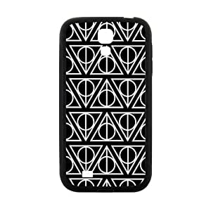 Simple black triangle pattern Cell Phone Case for Samsung Galaxy S4