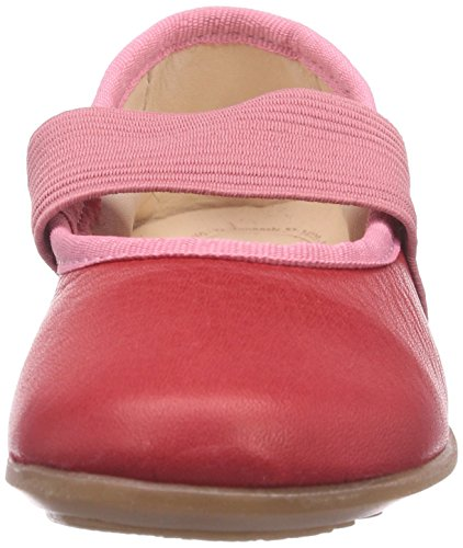 Pololo Fleur - Bailarinas Niñas Rot (Berry)