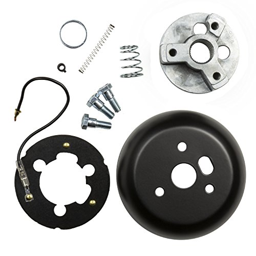 Steering Wheel Restoration Kit - Pilot Automotive Pilot SW-900 Steering Wheel Installation Kit