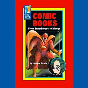 Comic Books Audiobook