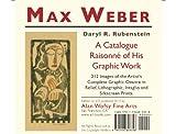 Max Weber. A Catalogue Raisonné of His Graphic Work.