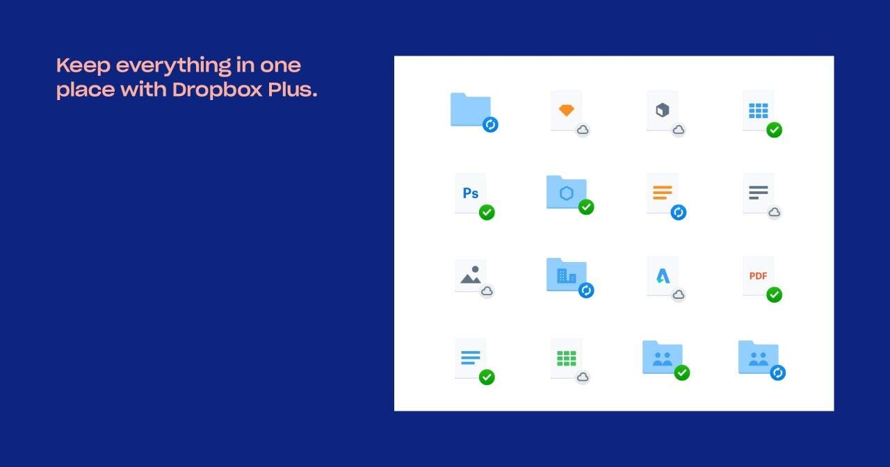 Amazon.com: Dropbox Plus - 2 TB of Storage for 1 Year ...
