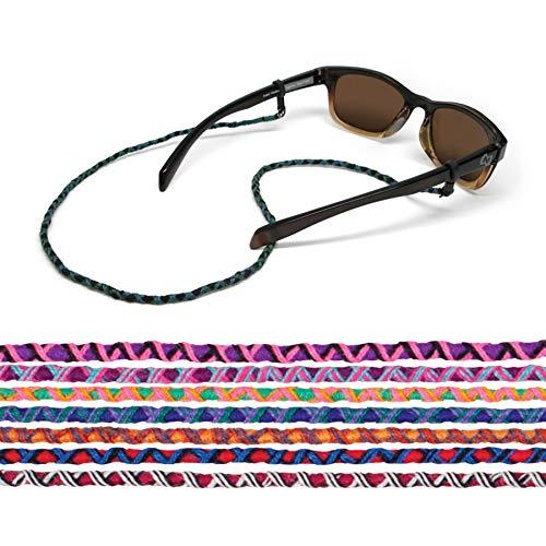 Croakies (CROCY Mayan Woven Cord Fashion Eyewear Retainer Multi, 24