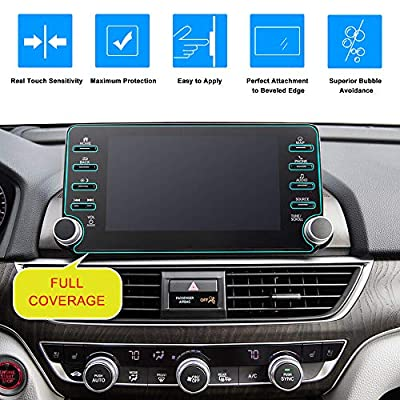 J&D Compatible for Honda Accord 2020 2020 2020 Car Navigation Screen Protector, 1-Pack [Anti-Glare] [Anti-Fingerprint] Matte Film Honda Accord Matte Screen Protector for EX EX-L Touring: MP3 Players & Accessories