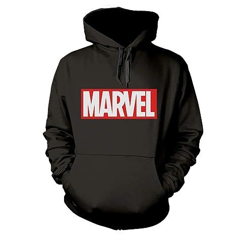 Marvel Comics X-Men Avengers Spiderman Hulk Oficial Sudaderas Capucha Hombre: Amazon.es: Ropa y accesorios