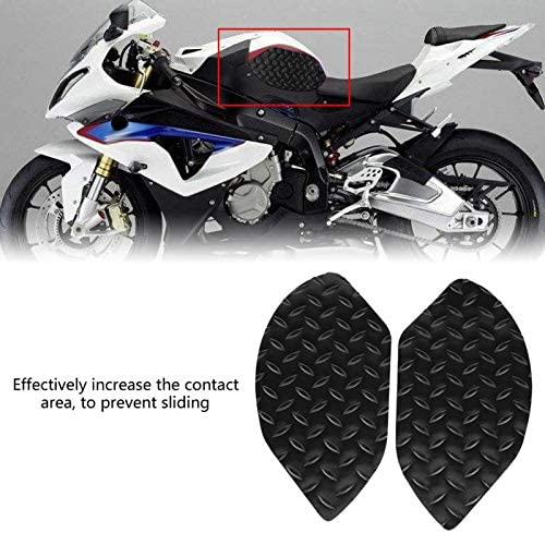 Amazon Com Felix Box 2pcs Motorcycle Oil Fuel Tank Stickers Pads Protector Gas Grip Decals For Bmw S1000r S1000rr Motorcycle Sticker Rubber Home Improvement